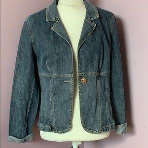 Daisy fuentes denim Jean jacket